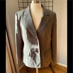 Vintage Gloria Vanderbilt vintage blazer,EUC sz 14